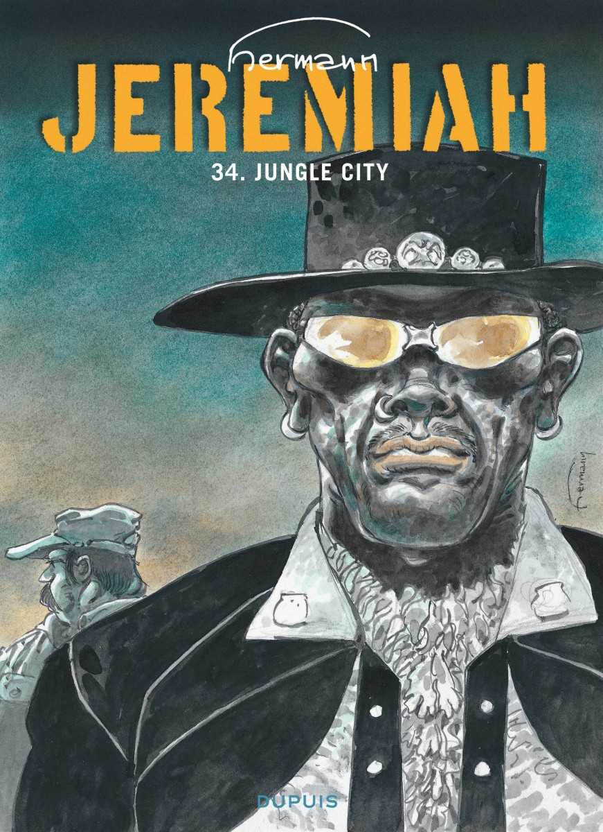 Jeremiah T34, histoire d'eau