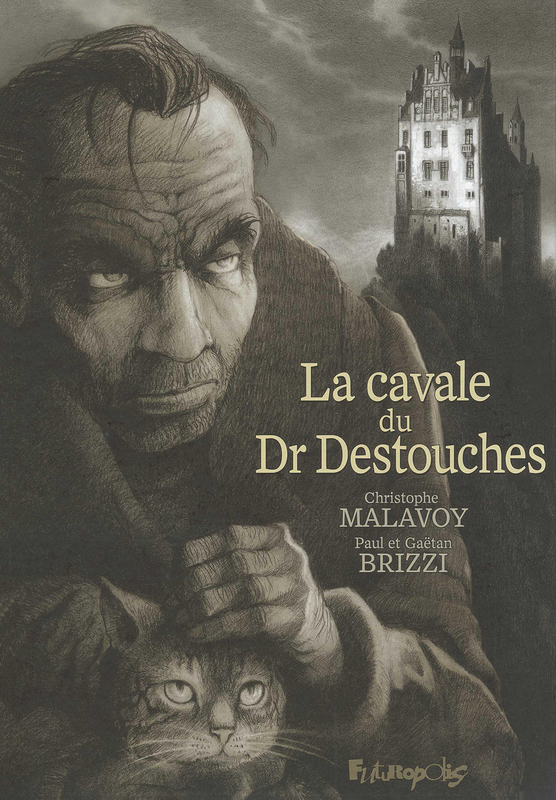 La Cavale du Dr Destouches, Céline au bout de la nuit