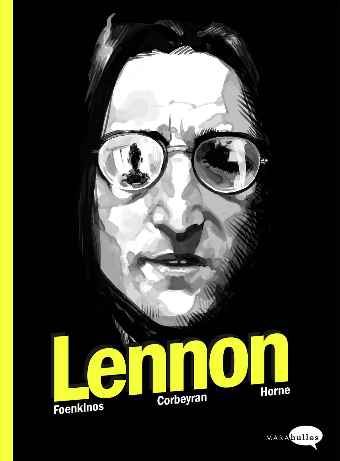 Lennon, biographie-confession sur le divan
