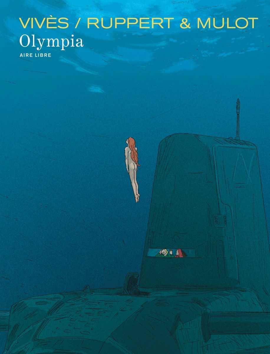 Olympia, les filles d'Arsène Lupin sont de retour