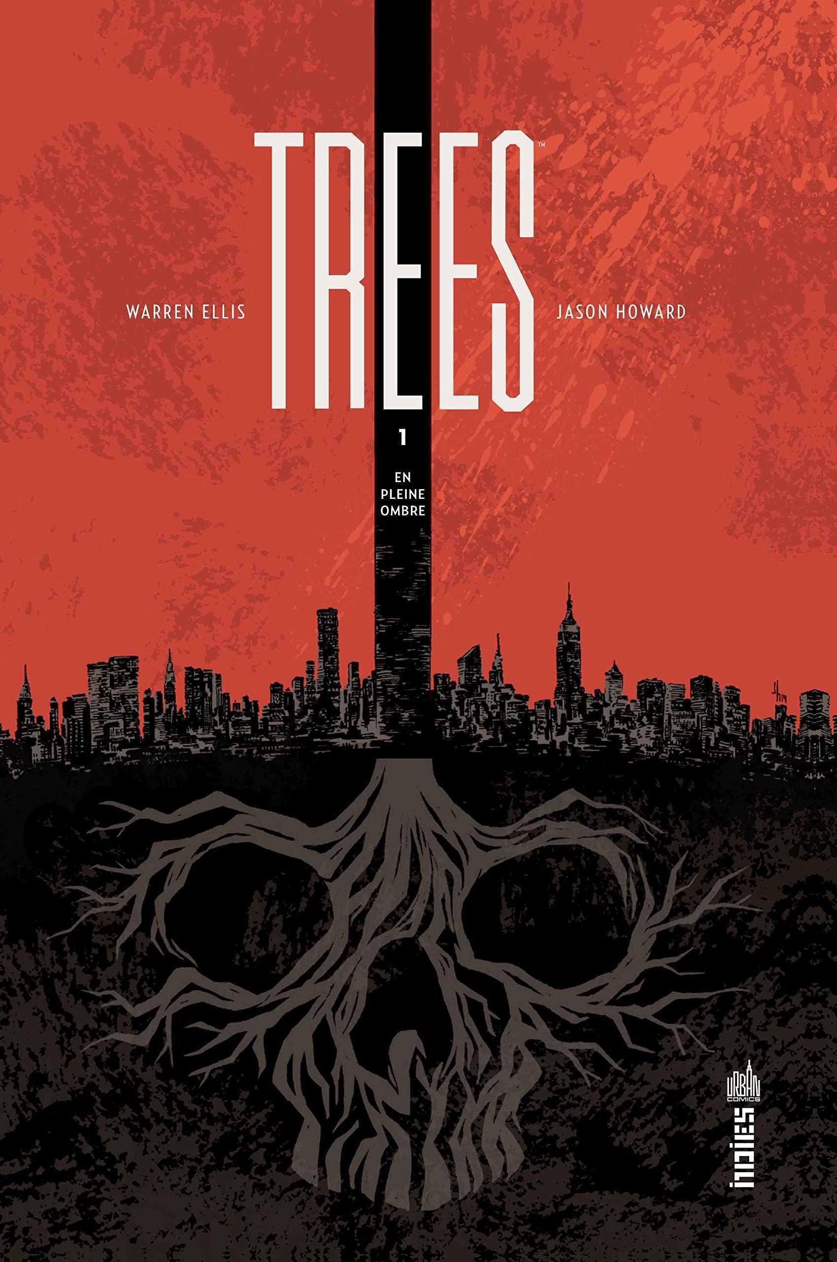 Trees, des arbres venus de l'espace