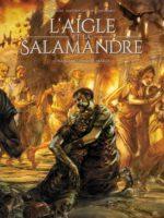L'Aigle et la salamandre, complot dans Rome en flammes