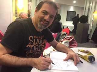 Interview : Pierre Alary dessine Silas Corey mais aime aussi le western et les pirates