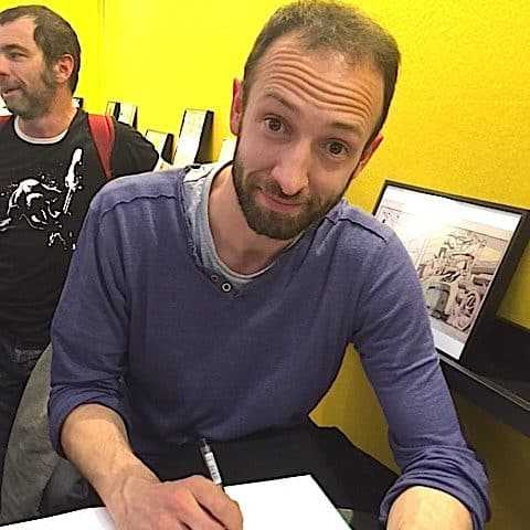"""Interview de Paul Cauuet : """"Mon dessin doit rendre Les Vieux Fourneaux encore plus drôle"""""""