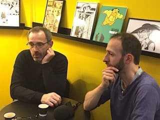 Wilfrid Lupano et Paul Cauuet