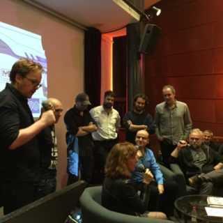 Olivier Vatine et Lewis Trondheim lancent à Angoulême leur projet Infinity chez Rue de Sèvres