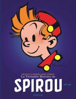La Véritable Histoire de Spirou T2, avant l'âge d'or