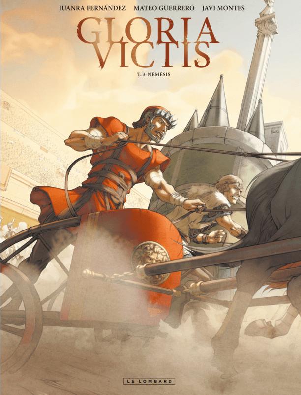 Gloria Victis T3, une course sans pitié