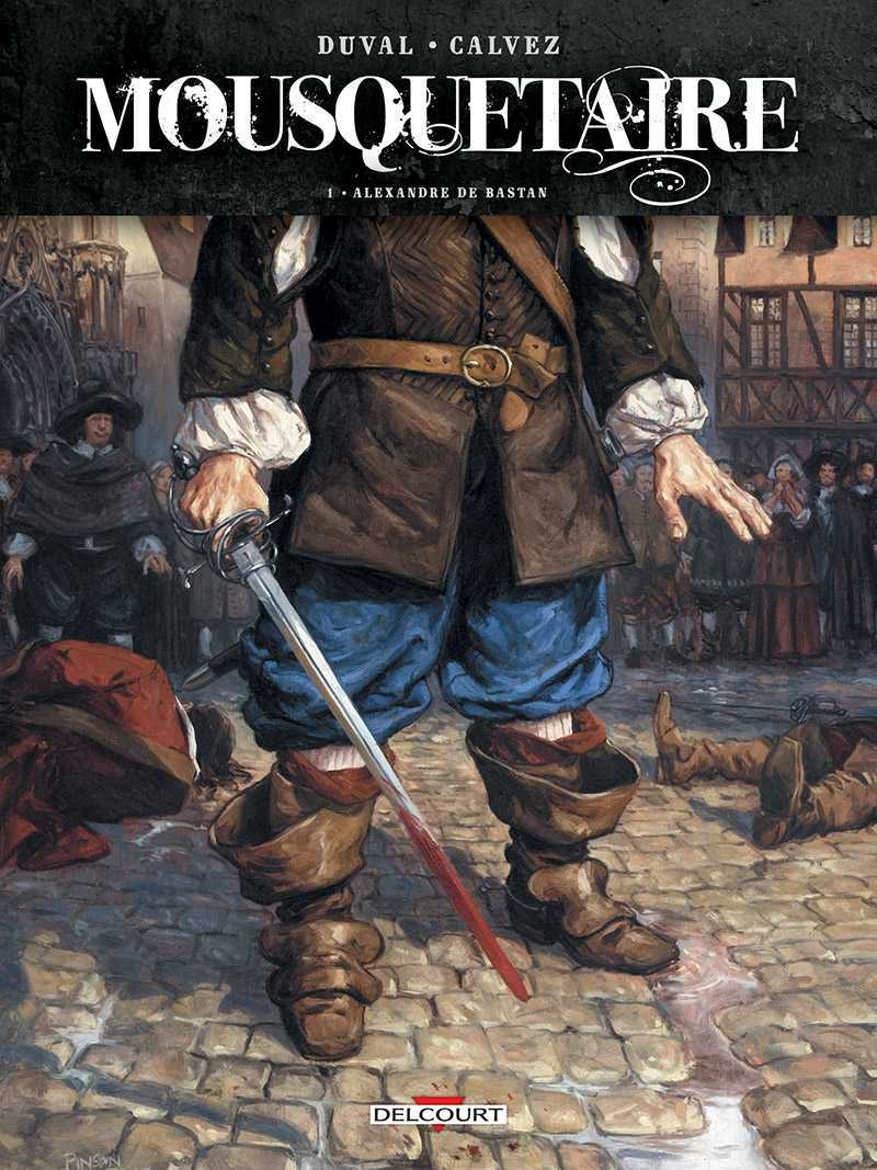 Mousquetaire, la face noire de d'Artagnan