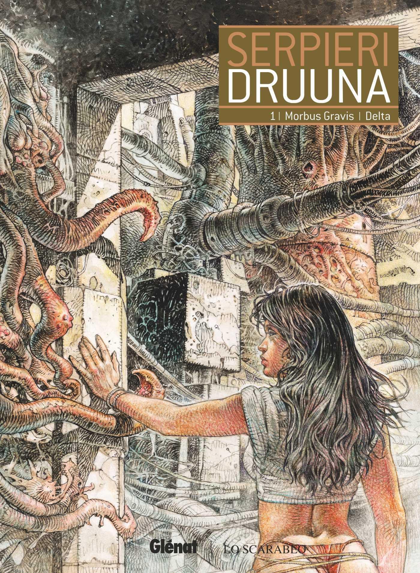 Druuna, retour aux sources avec Serpieri