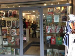 Librairie La Bulle