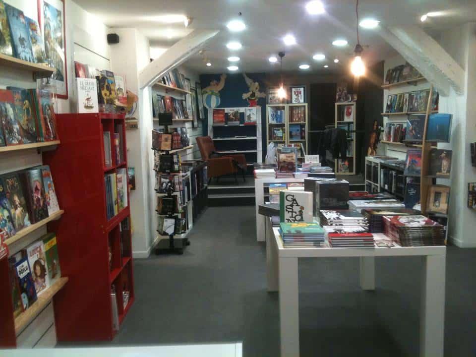 La librairie La Bulle à Nîmes a déménagé et recevra début mars Tenuta et Carita Lupattelli