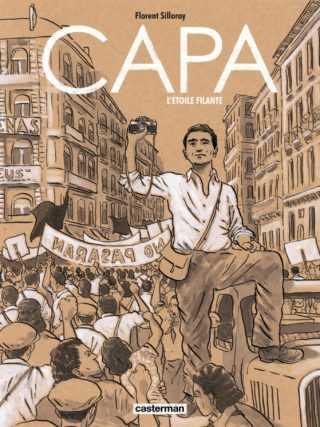 Robert Capa, l'étoile filante mythique