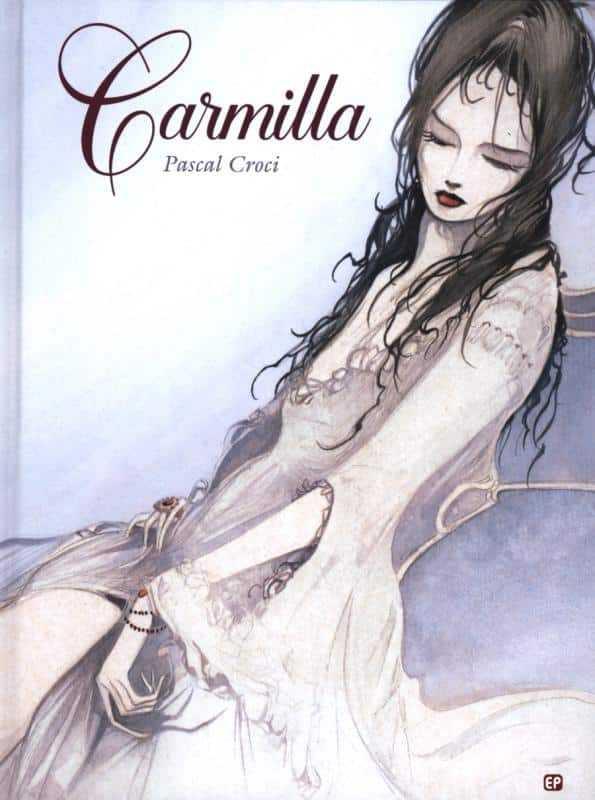 Carmilla, Pascal Croci et une vampire envoûtante