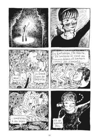 Une aventure de Jeanne Picquigny