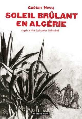 Soleil brûlant en Algérie