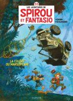 Spirou et Fantasio retrouvent le Marsupilami