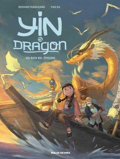 Yin et le dragon, même pas peur