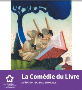 Comédie du Livre 2016