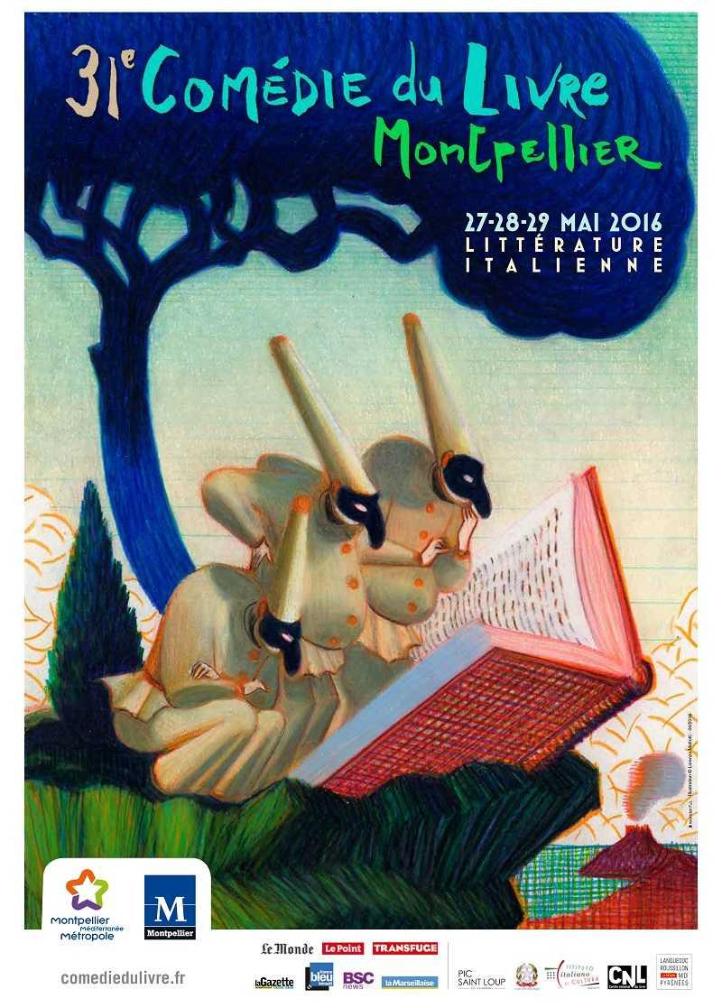 Lorenzo Mattotti signe l'affiche de la Comédie 2016 et expose à Landernau