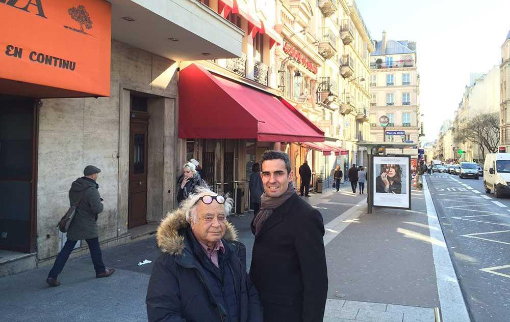 Pierre Christin et Jean-Michel Arroyo pour un polar dans les années cinquante à Pigalle