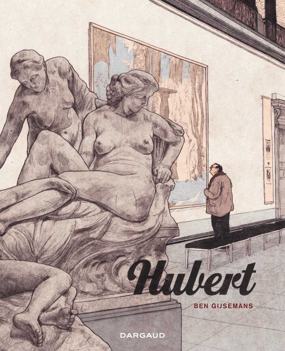 Hubert aime l'art