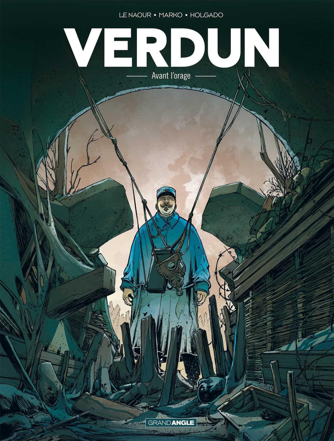Verdun avant l'orage, Joffre incompétent pour une bataille programmée