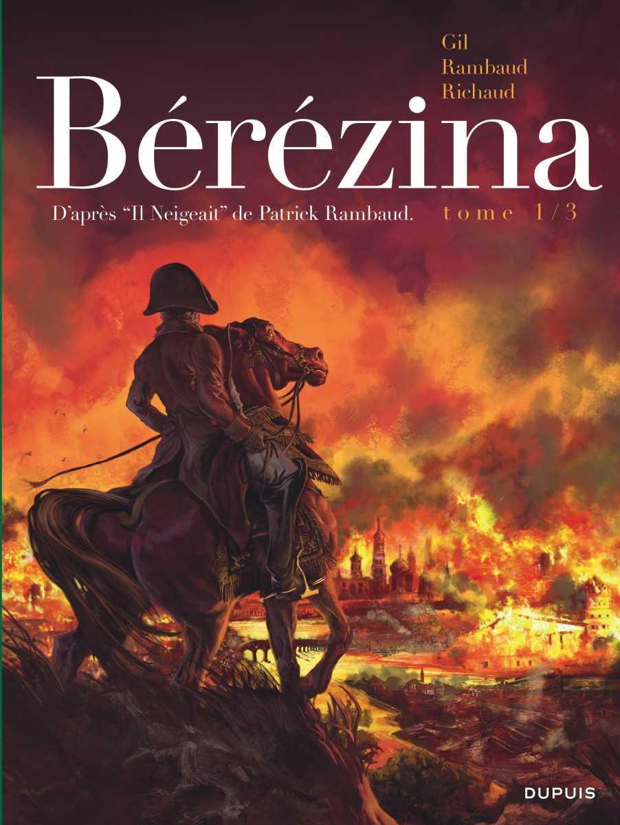 Bérézina, Napoléon dans le piège moscovite