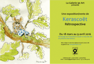 Exposition Kerascoët