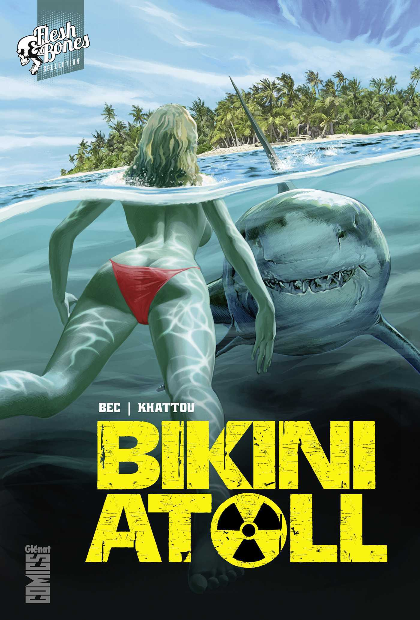 Bikini atoll, mutant anthropophage pour touristes aventuriers