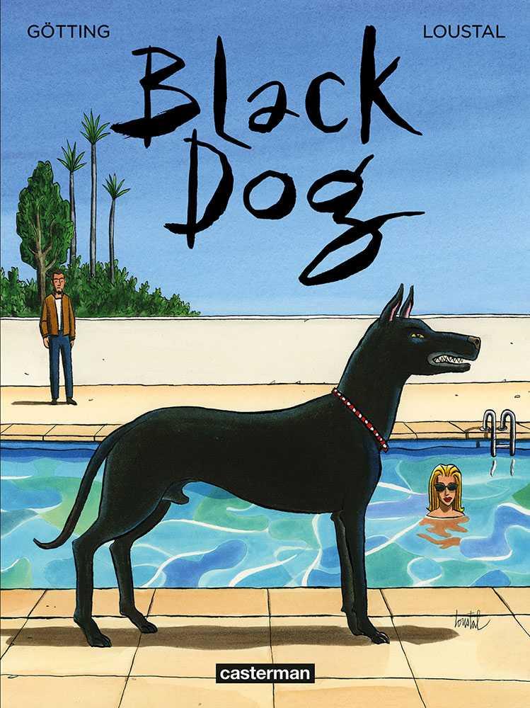Black Dog, Götting et Loustal dans un polar teigneux revisité