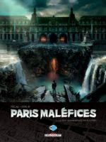 Paris Maléfices T3, un drôle de petit homme rouge