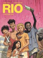 Rio, deux gamins en péril dans une mégalopole au bord du gouffre