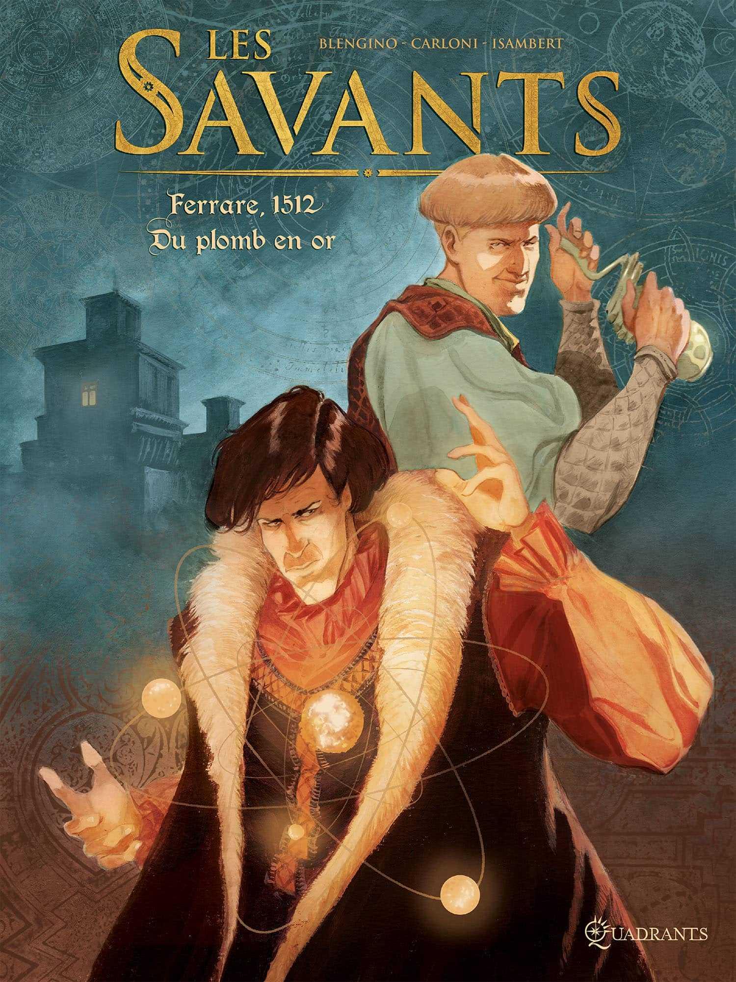 Les Savants, Copernic et Paracelse avant Holmes et Watson