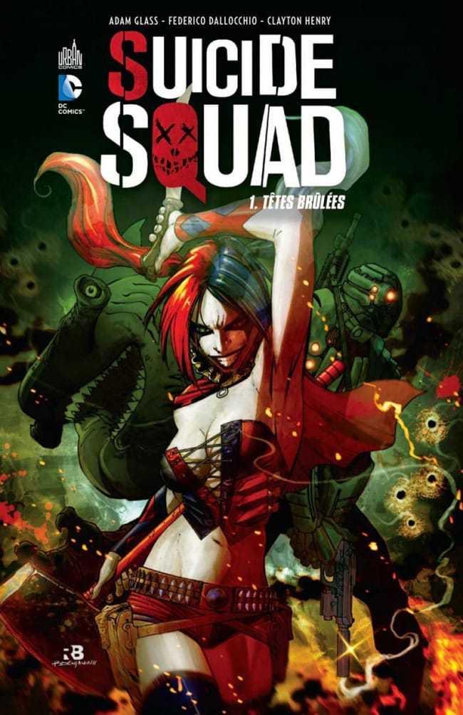Suicide Squad, de très vilains et dangereux super-héros