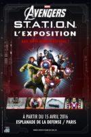 Marvel Avengers S.T.A.T.I.O.N., c'est à la Défense à Paris