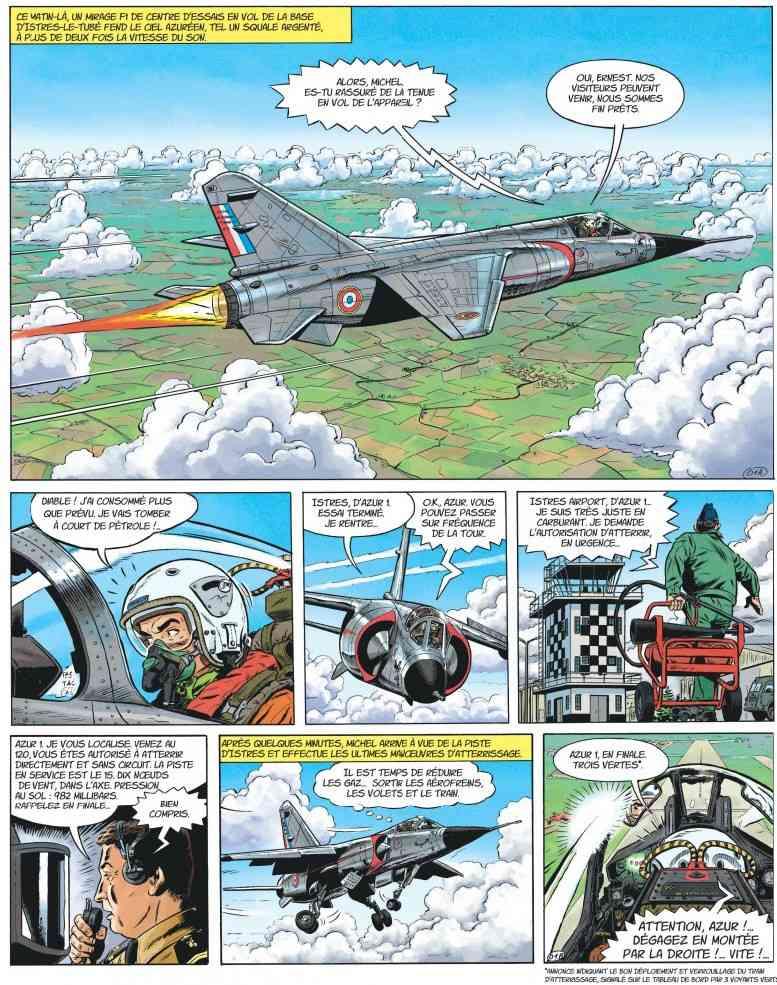 Menace sur Mirage F1