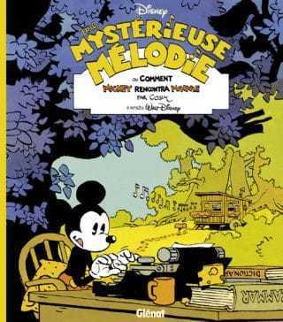 Une Mystérieuse Mélodie, Mickey et Minnie ont rencontré Cosey