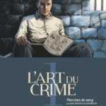 Berlion et Omeyer : L'Art du crime et la preuve par neuf chez Glénat