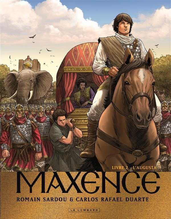 Maxence T2, Théodora en première ligne