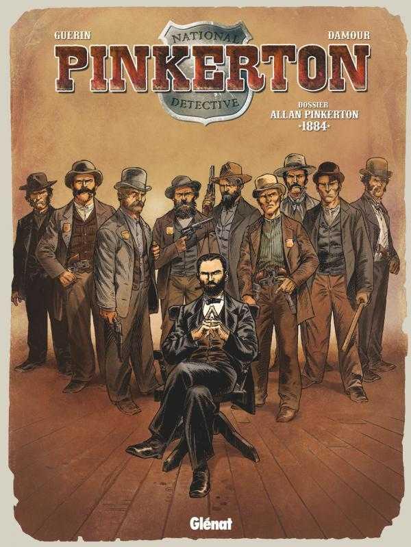Damour en dédicace pour Pinkerton à Narbonne chez BD et Cie le 21 mai
