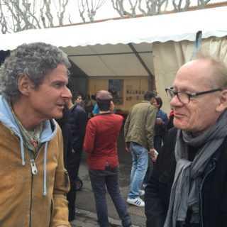 Cosey et Jean-Claude Denis