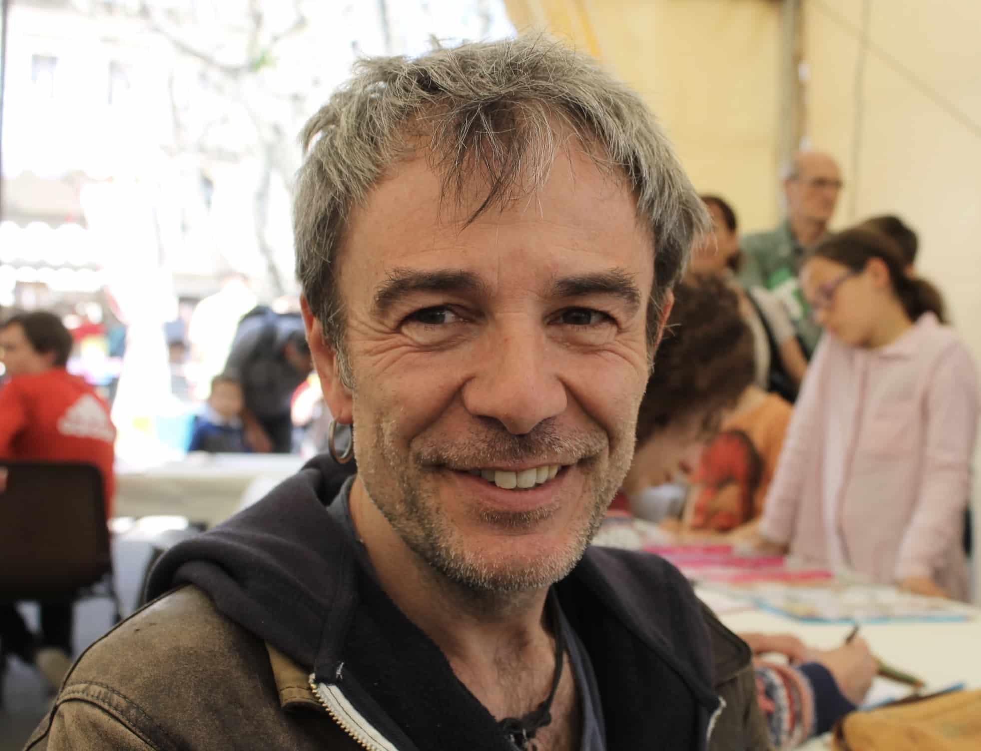Interview : Fabcaro prépare avec Fabrice Erre un western dans la lignée de Z comme Don Diego