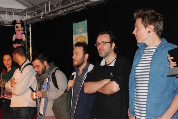 Les lauréats du Grand Prix de la ville de Sérignan 2016