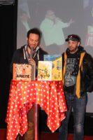 Loïc Guyon prix de la ville du 21e Festival de Sérignan