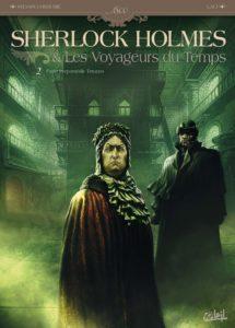 Sherlock Holmes & les voyageurs du temps