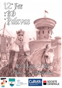 12eme Fête de la BD de Palavas
