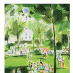 Récréation, une palette de talents pour l'été chez Huberty et Breyne à Paris
