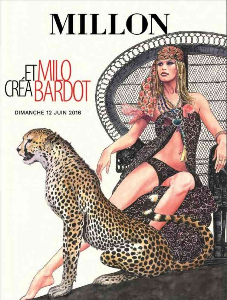 Et Milo créa Bardot
