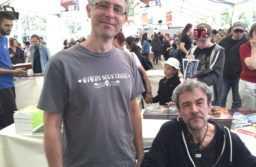 Fabrice Erre et Fabcaro